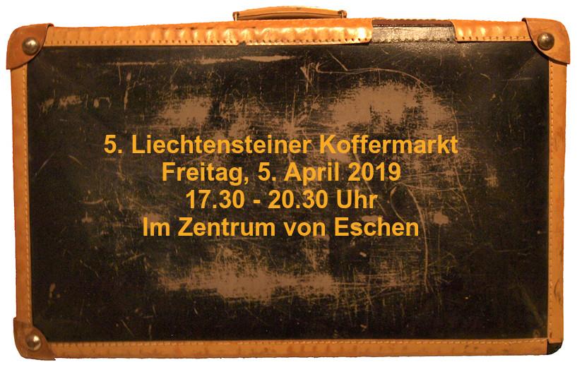 Koffermarkt 2018